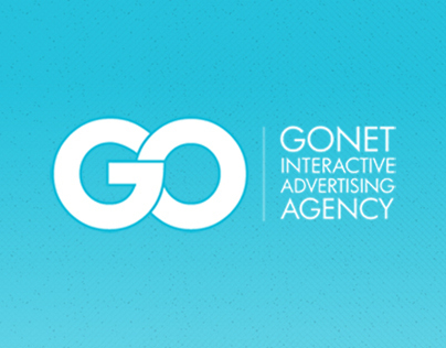Gonet Interactive Advertising Agency Interface Design