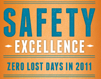 Safety Excellence Banners