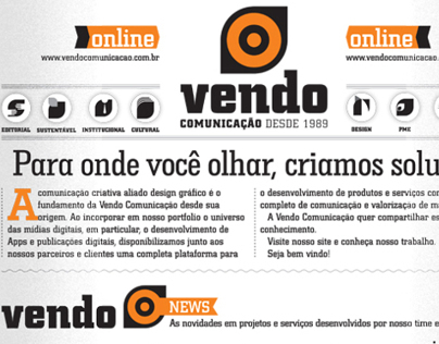 E-mail Marketing - Vendo Comunicação