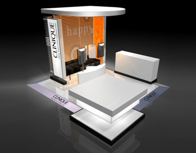 Clinique_Interactive Retail Displays