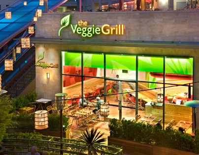 Veggie Grill - Sunset Blvd, CA