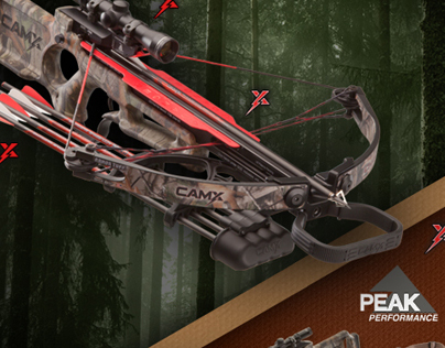 CamX Crossbows Website