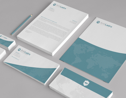 AntiLadro™ - Corporate Identity