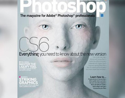 Advanced Photoshop 96 Feature, Cosmosys