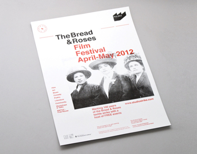 Bread & Roses FIlm Festival London