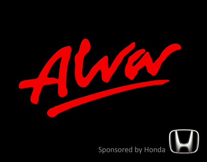Alva Roadboard - Sponsored by Honda