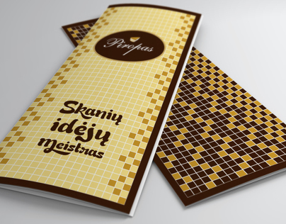 Bakery Booklet