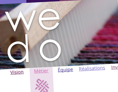 Website for WEDO