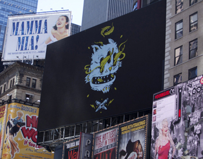 AMNESTY INTERNATIONAL x DXTR / Bananafesto NYC 2012