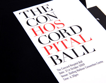 Concord Hospital - Doctors Ball