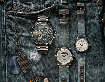 DIESEL - Master Brigade collection