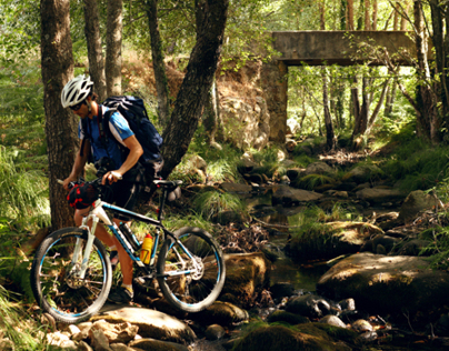 6 days MTB/hiking, Sierra de Gredos