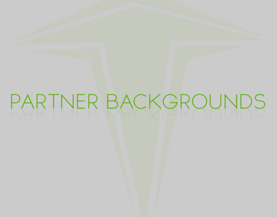 Partnered Backgrounds!
