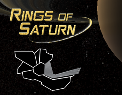 Rings of Saturn — Motion Projection Demo Game