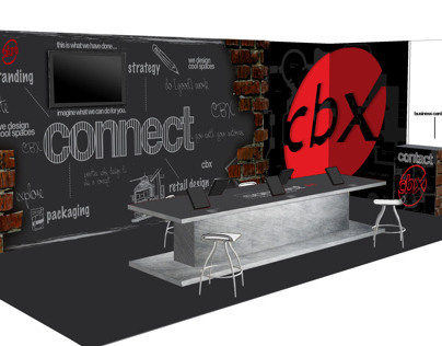 CBX: NACS Trade Show Exhibit