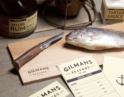 Gilmans Packaging