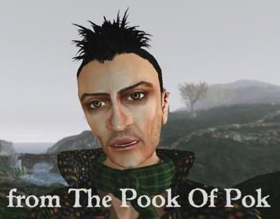 Excerpts from The Pook of Pok