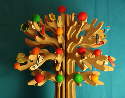 Tree of Inspiration (Stop motion animation)