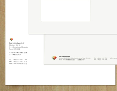 Branding & Identity (Real Estate Japan)