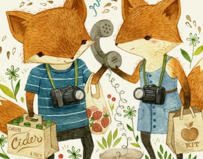 Childrens Illustration 2