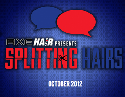 AXE Hair Experience Design- APPLE iAd, DirecTV & Xbox