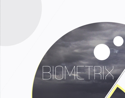 Poster Design for Biometrix