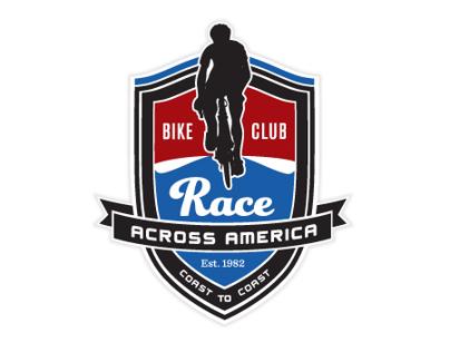 Race Across America Bike Club Logo 2012