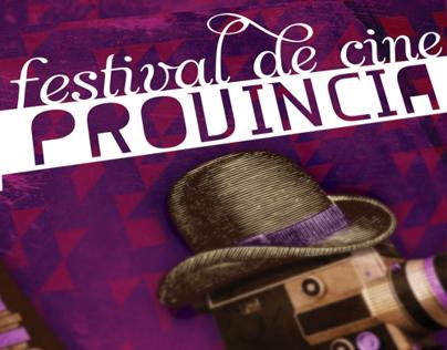 *** FESTIVAL DE CINE PROVINCIA ***