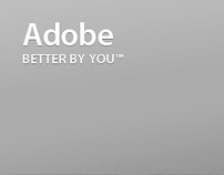 Adobe - Better by You