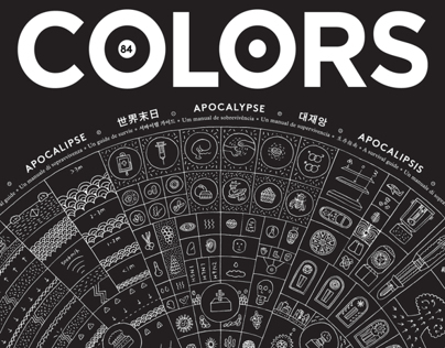 COLORS 84: Apocalypse — A Survival Guide
