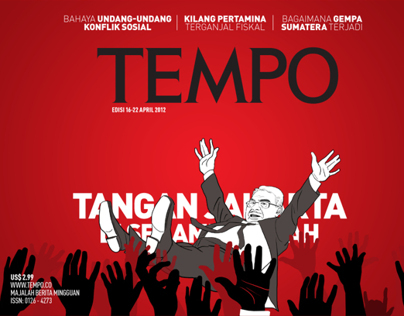 Cover for Tempo Digital Edition