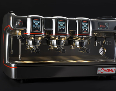 M100 - LaCimbali Coffee Machine