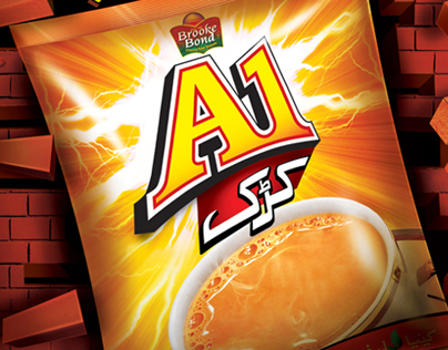 Brooke Bond - A1- Karak Chai