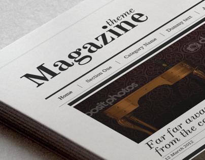 WPSumo   Magazine Theme