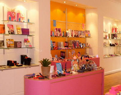 Babeland Brooklyn | interior design