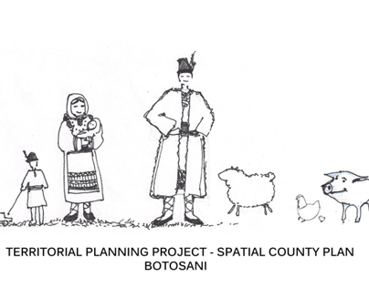 Territorial Planning Project -Spatial County Plan