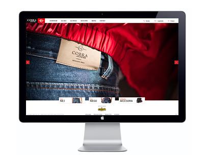 Cobra Jeans - eCommerce