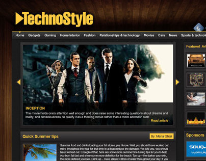 TechnoStyle Magazine