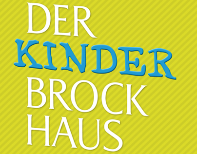 Der Kinder Brockhaus - Books