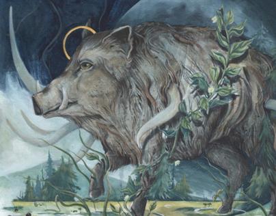 Symbolic ╳ Animals