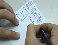 Quick paper prototyping video tutorial