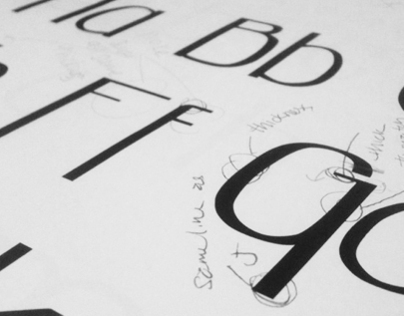 Diplo- Creating Typefaces