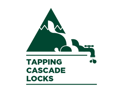 Tapping Cascade Locks