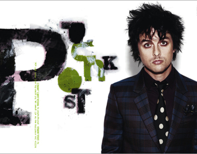 Billie Joe Armstrong, NYLON Guys