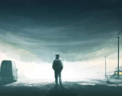 The Guilt - illustration for film