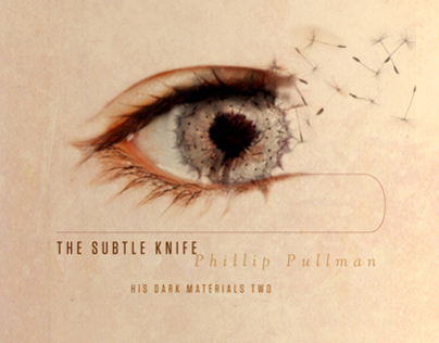 His Dark Materials-Book Cover Design