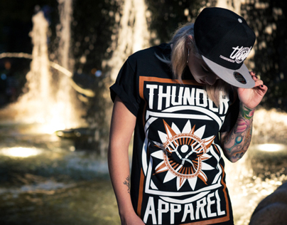 THUNDER APPAREL - 2012 Autumn / Winter Collection