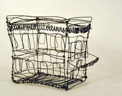 House/Basket 2 in 1