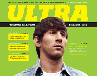 ULTRA • Celebrities Sports Magazine