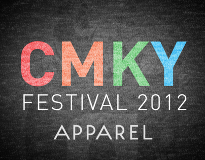 Communikey Festival 2012 Official Apparel